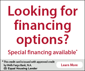 Wells Fargo Financing Ad